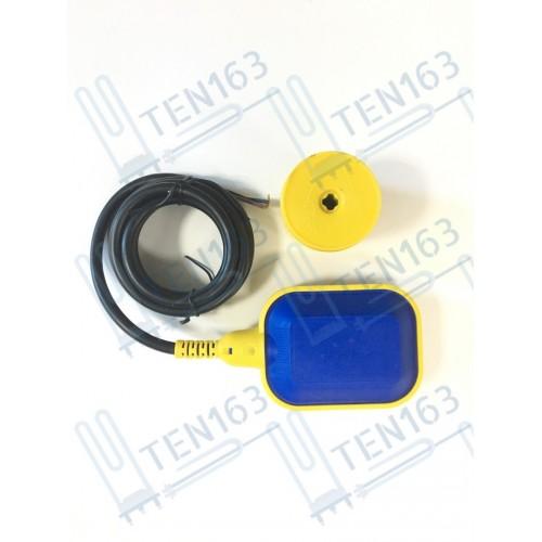 Выключатель поплавковый для включения или отключения электронасосов QM-M15-2