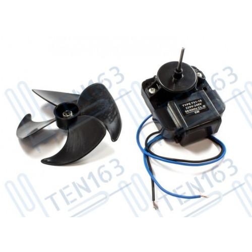 Вентилятор с крыльчаткой Stinol, Indesit, Whirpool 481936170011 MTF720RF