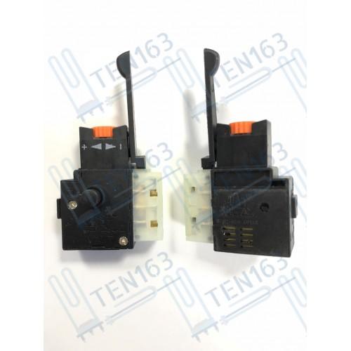Выключатель дрели БУЭ  мод. 03 Р2/3,5А (МЭС 450)(аналог Псков)