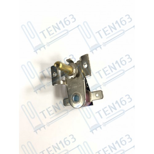 Термостат для масляного радиатора металлический KST820, KST101, KST201 16A/10A