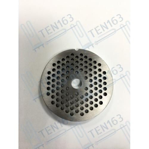 Решетка №1 для мясорубки Redmond RMG-1203-8, RMG-1204, Bosch