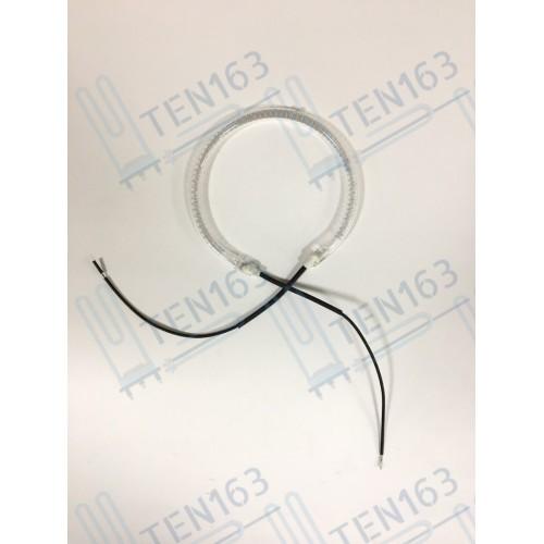 ТЭН стеклянный для аэрогриля d-14 см 1200-1400 Вт