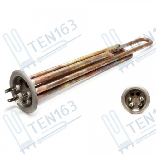 ТЭН для водонагревателя Thermex (Термекс) RF 2000 Вт М4 медь Турция