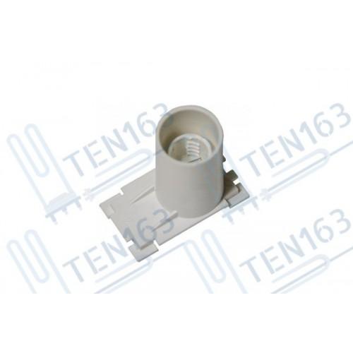 Патрон лампы холодильника Indesit, оригинальный C00859993