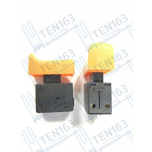Выключатель бочонок без фиксатора для китайского перфоратора 400 Вт