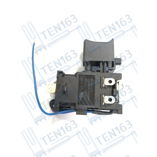 Выключатель для шуруповерта HITACHI DS12 DVF3