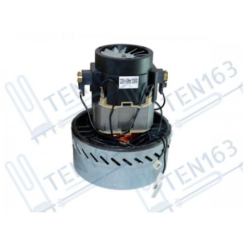 Электродвигатель на пылесос 1200w моющий H175Ф144 VAC026UN