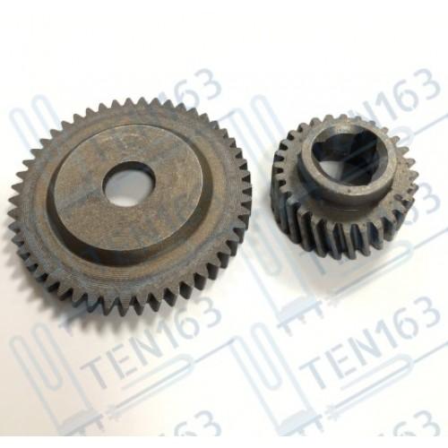 Комплект ответных шестеренок для перфоратора WALER-650, OMAX-650, STERN-650