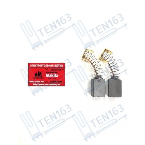 Электроугольная щетка 6x10.5x14 Makita СВ-103A в коробке