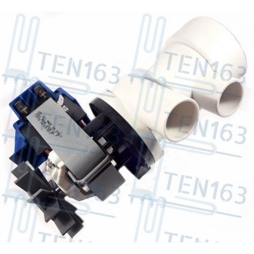 Сливной насос для стиральной машины Indesit, Ariston, Plaset C00043725