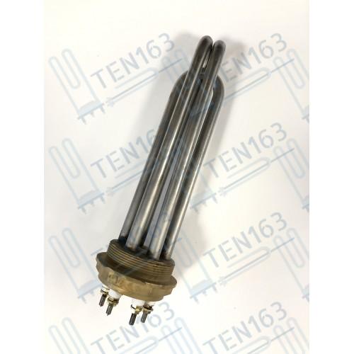 ТЭН для водонагревателя 9000 Вт D=67мм 220v