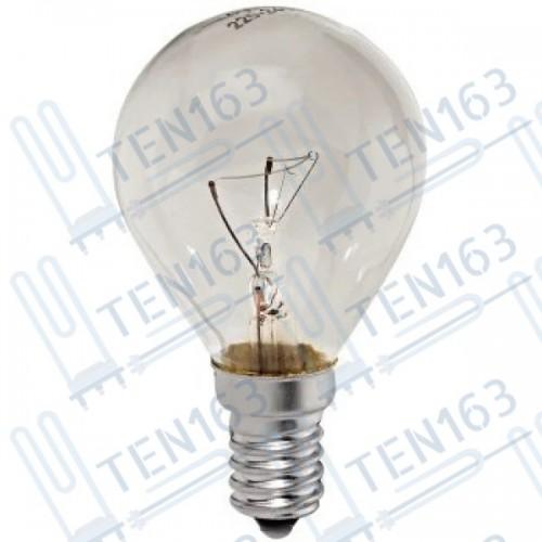 Лампа для духового шкафа E14 40W 300C°