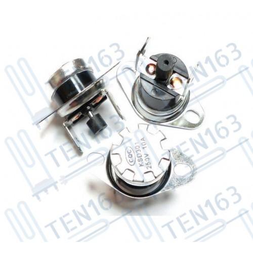 Термодатчик KSD 301 90 градусов 10A 250V