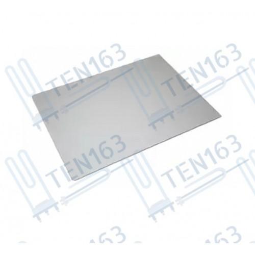 Полка стеклянная над ящиками для холодильника Beko 4561811700 4x264x444