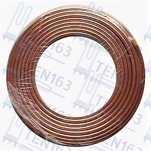 Труба медная Ф1/4 6.35x0,76 STANDART ASTM 1 метр