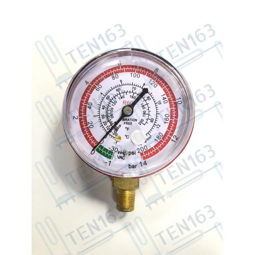 Манометр высокого давления 68мм R600
