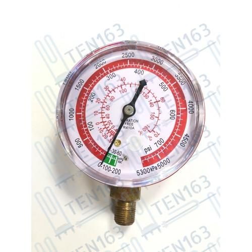 Манометр высокого давления 68мм DSВН R410