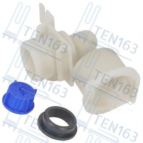 Переходник для заливного клапана стиральной машины Electrolux, Zanussi, AEG 4006016143