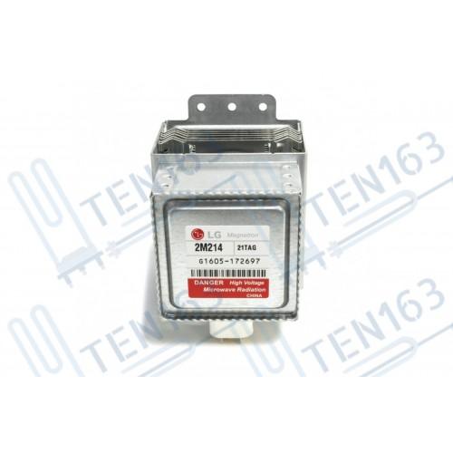 Магнетрон СВЧ 900W LG 2M214-21TAG Универсальные MCW361LG