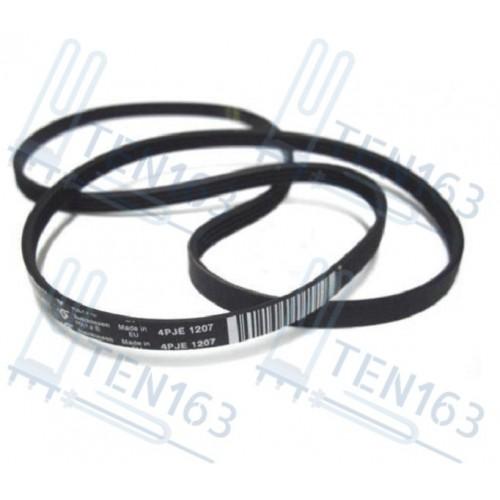 Ремень для стиральной машины Whirlpool 1207 J4 EL 481235818204 C00311692