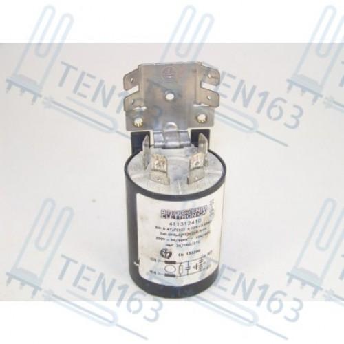 Фильтр сетевой шумоподавляющий конденсатор BOSCH SH 0,47µF (x2) ± 10% 0.68M Ohm