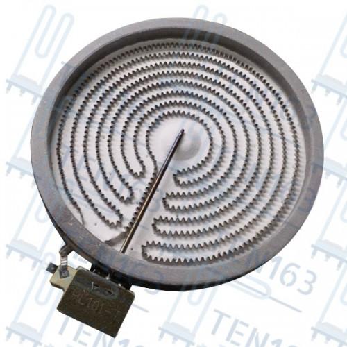 Конфорка для стеклокерамических плит 2200 Вт d-230мм Китай