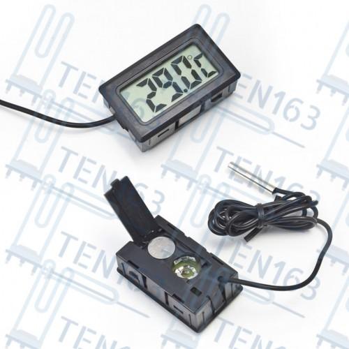 Термометр цифровой ТРМ-10 (ТР-2) от -50 до +70 черный