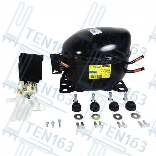 Компрессор для холодильника GTK55AT R134 170 Вт Австрия РЕЛЕ ZCFC