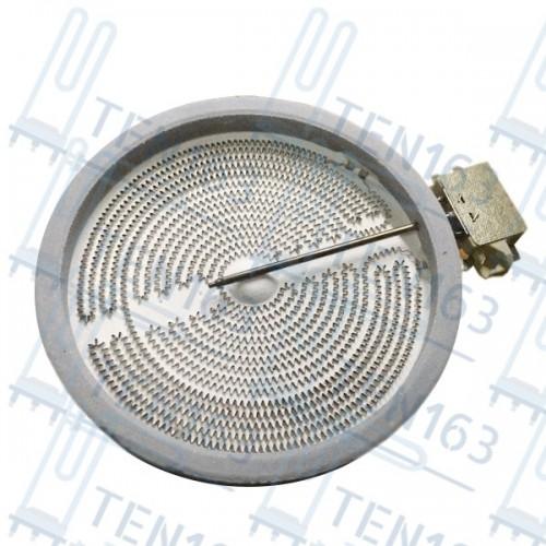 Конфорка для стеклокерамических плит 1700 Вт d-200мм Китай