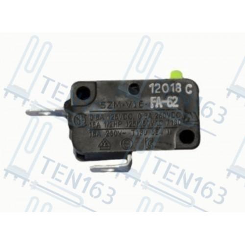 Микровыключатель для СВЧ 16A LG 3B73361E