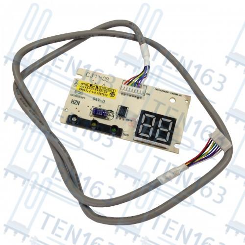 Панель дисплея для кондиционера Haier A0011800325D
