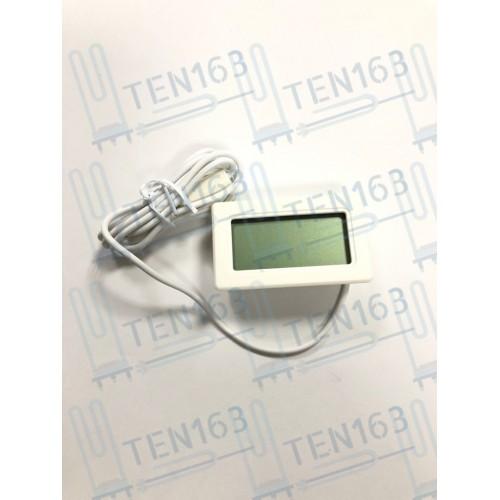 Термометр цифровой ТРМ-10 (ТР-2) (-50/+70) белый THE000UN