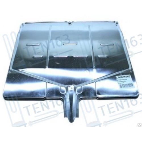 Нижний поддон нагревателя испарителя холодильника Stinol, Indesit C00855062