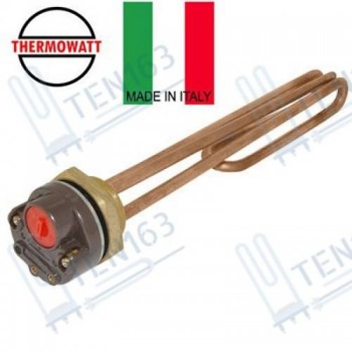 ТЭНовая группа THERMOWATT, RСT 3000 Вт +Термостат RTМ 15- 20Ам Италия