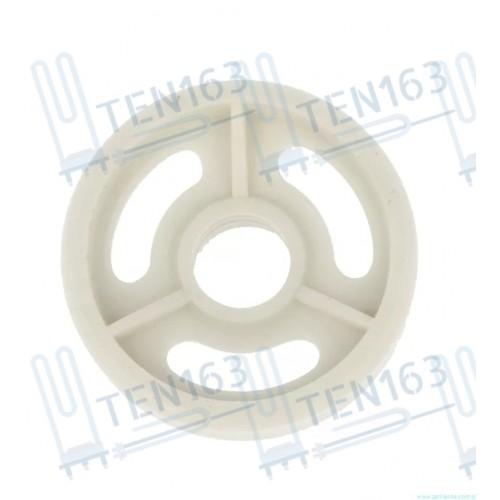 Колесо нижней корзины для посудомойки Ariston, Indesit, Whirpool C00056347