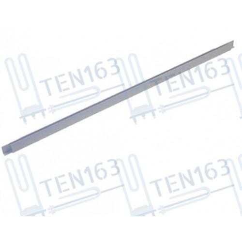 Обрамление стеклянной полки заднее холодильника Indesit C00077379