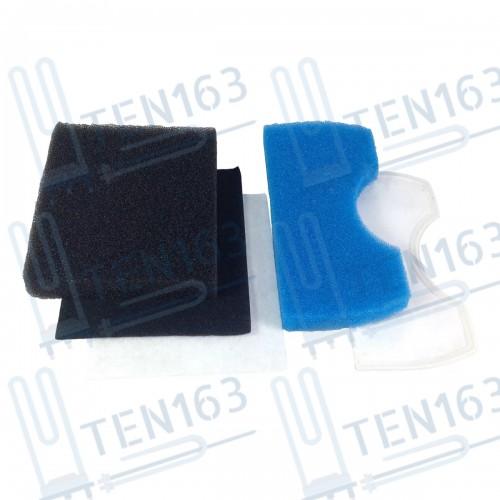 Фильтр FSM45 84FL12 для пылесоса Samsung  DJ97-01040C+DJ97-00669A 5шт