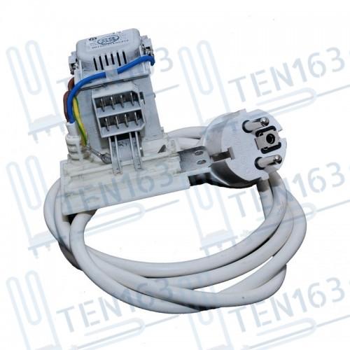 Шнур сетевой с фильтром Indesit 8 клемм 482000022761 CAP246UN C00091633