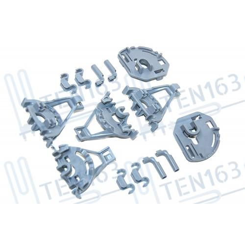Комплект держателей спиц для посудомоечной машины Bosch, Siemens, Neff 00418675