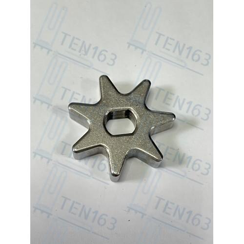 Ведущая звездочка для электропил Интерскол, Homelite, Китай  7 зуб