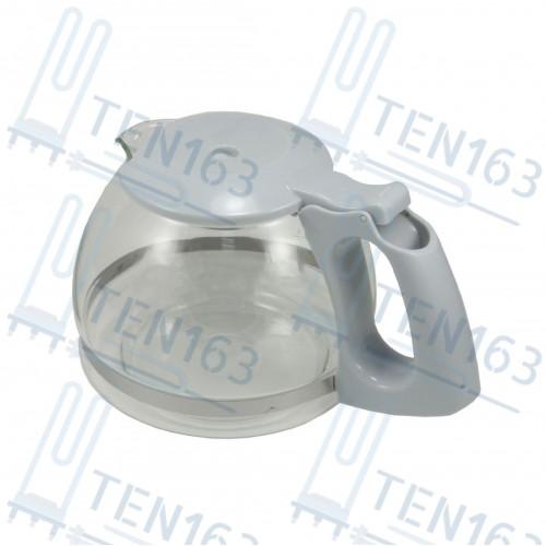 Колба из термостойкого стекла для кофеварки DeLonghi