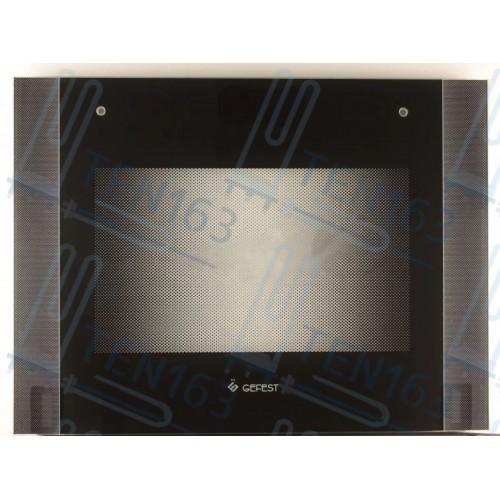 Стекло двери духовки Gefest 6500.19.1.000-03