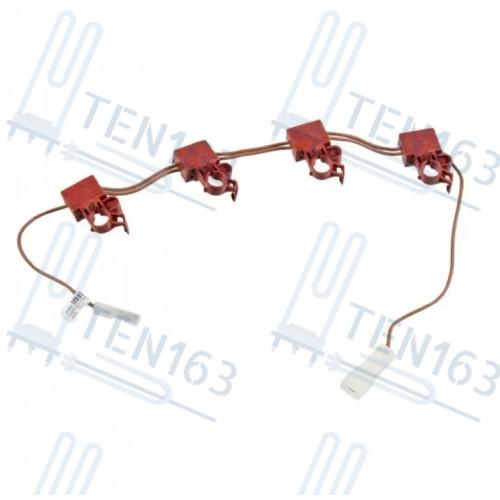 Включатель электроподжига для газовых плит ELECTROLUX, AEG, ZANUSSI 3570492169