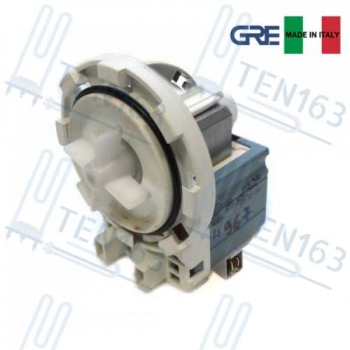 Сливной насос, помпа для стиральных машин GRE933 Италия