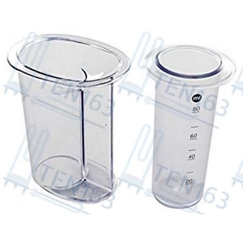 Толкатель и мерный стакан для кухонного комбайна Kenwood DLKW652293