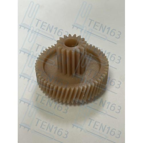 Шестерня для мясорубки Vitek, D=46.5/18mm, зубья 55/16шт, косой/прямой