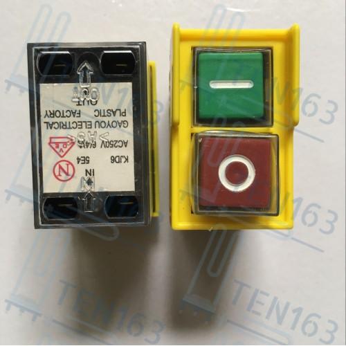 Электромагнитный переключатель KJD6 5E4 AC250V