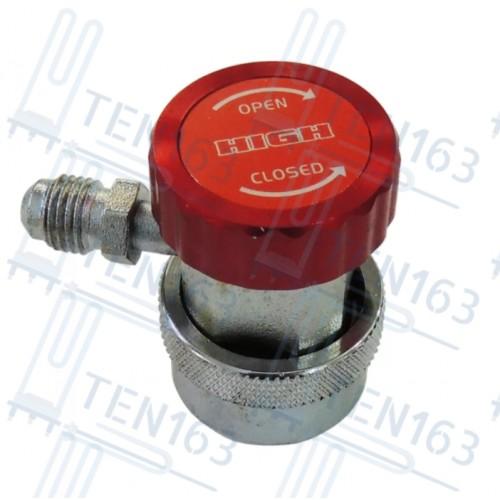 Вентиль быстросъемный QC-18 Н высокое давление