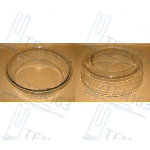 Стекло люка для стиральной машины Атлант 9510002, 771232200400