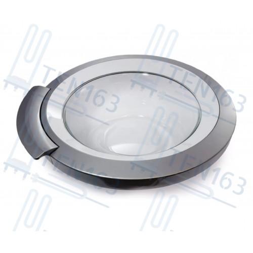 Дверка люка в сборе для стиральной машины Bosch, Siemens 704287 Италия